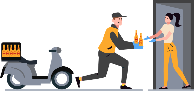 best alcohol delivery app and software development company