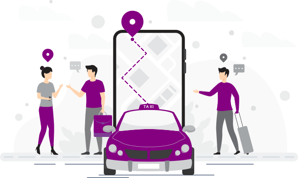 lyft clone app for ride hailng business