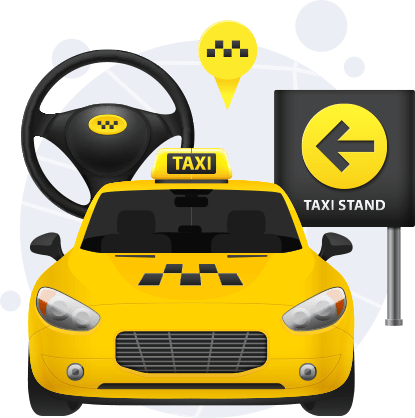 taxi booking app builder