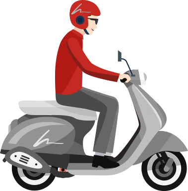 on demand scooter sharing business solution
