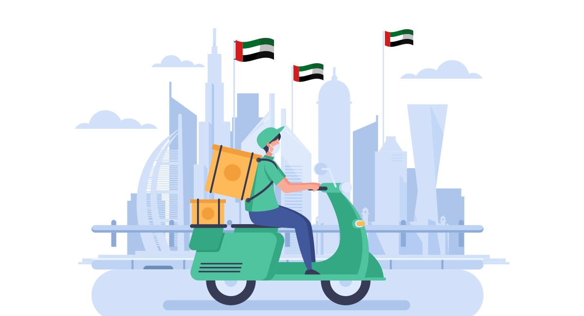 Delivery Business in UAE