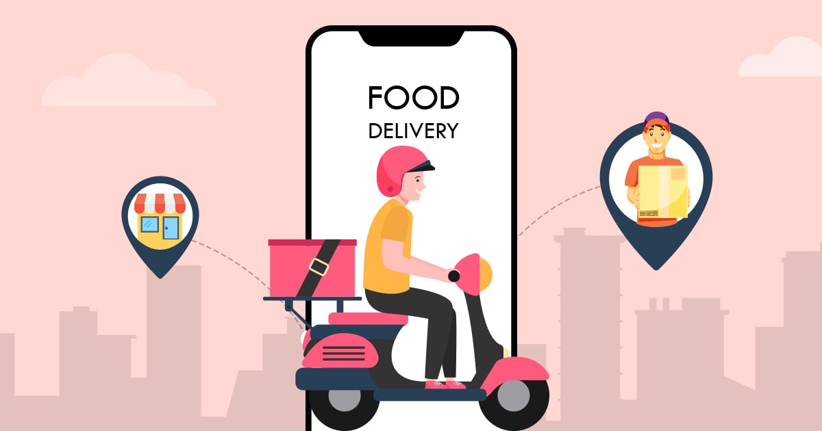 Top 10 food delivery app in Southeast Asia