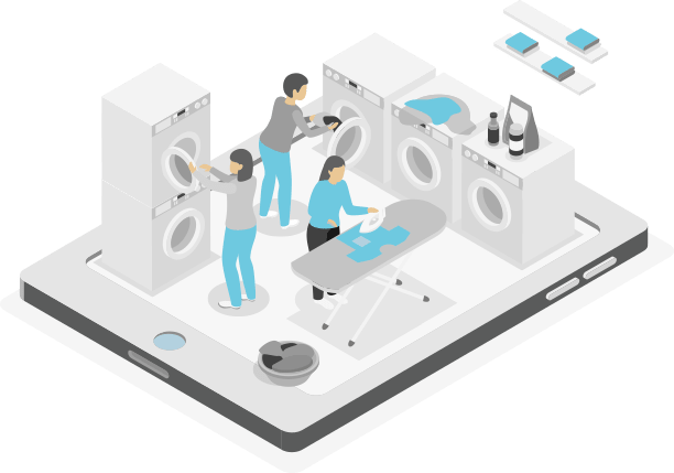 laundry and dry cleaning app development company